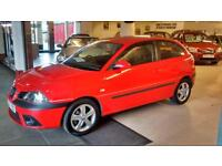 Seat Ibiza 1.2 12v 2007MY Sport perfect First car lots of History