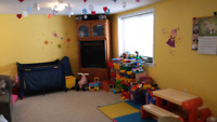 Hespeler Home Daycare has 2 Full Time Spots Available