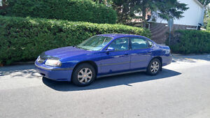 *2005 CHEVROLET IMPALA-142,000KM CERTIFIED*8TIRES*