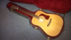 Washburn Acoustic guitar for sale/ TRADE FOR ELECTRIC