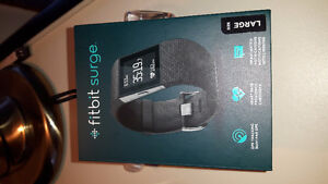 Fitness Superwatch Fitbit Surge
