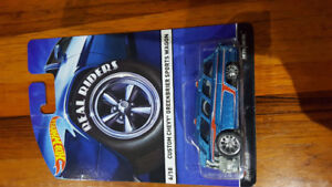Hot Wheels Heritage Series Chevy Greenbrier