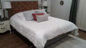 Bedset available for free!