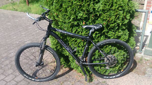Trek 3900 cross-country mountain bike - matte black