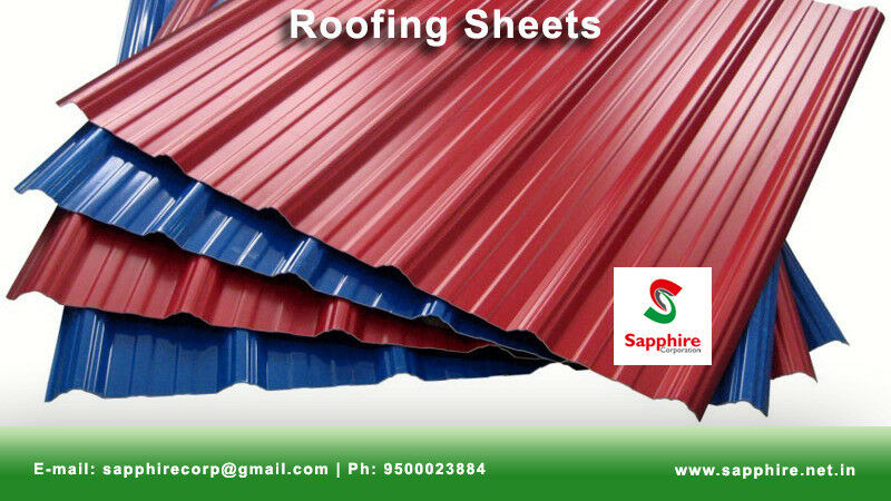 Roofing Sheets Dealers in Chennai