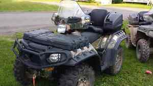 2013 polaris 550 sportsman browning edition (please text or call
