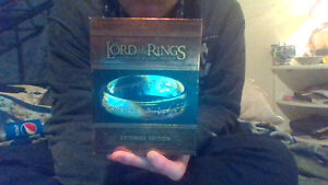 Lord of the The Rings Extended DVD's for sale ASAP!