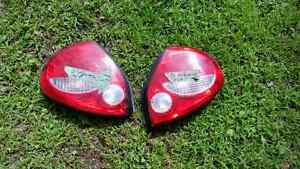 Nissan maxima tail lights
