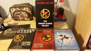 Hunger games trilogy (Hard cover)