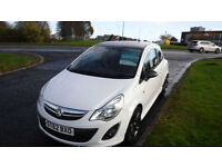 Vauxhall Corsa 1.2i,Limited Edition,White,(62plate) 1Owner,Full History,Air Con