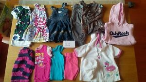 12-18 months girls clothing. $25 for 11 items Kitchener / Waterloo Kitchener Area image 1