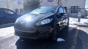 2014 FORD FIESTA SE + Bumper to bumper and corrosion warranty