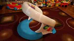 Fisher price smart touch play space- comes with box Edmonton Edmonton Area image 4