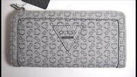 GUESS WALLET ((ID VERY IMPORTANT))
