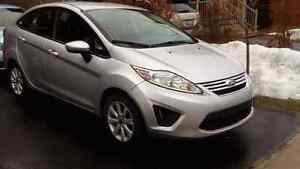 2012 Ford Fiesta low low km's
