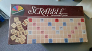 Scrabble Board Game - Factory Sealed