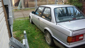 1991 BMW 3-Series 318is E30 Coupe (2 door)