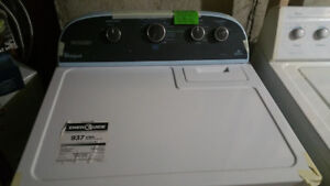 Whirlpool®  Dryer with Steam Washer: Ulitimate Care II