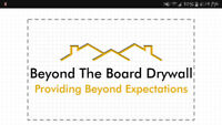 Residential drywall boarding crew for hire