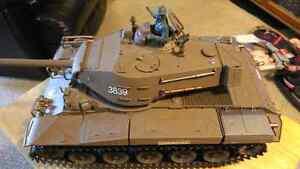 RC Bulldog tank