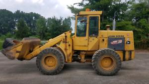 Deere 544C loader