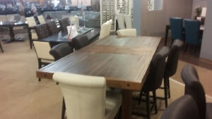 """Dining Spaces from $899 - $3000+  Sale """"Ends Soon"""""""