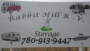 ****RABBIT HILL RV STORAGE*** Monthly & yearly rates