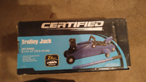 Certified 2 ton jack kit $30 brand new