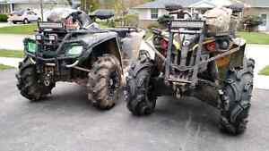 07 Can Am Outlander 800 Max XT Kitchener / Waterloo Kitchener Area image 2