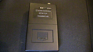 Turns Any Microphone Into A Wireless One (ATW 1032) Kitchener / Waterloo Kitchener Area image 3