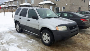 2003 Ford Escape Full VUS