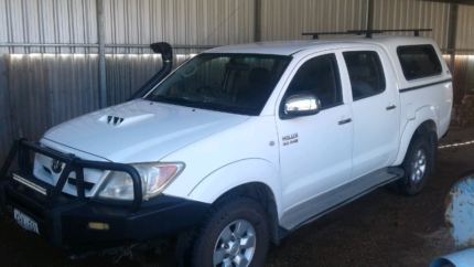 Toyota Hilux ute Gladstone Northern Areas Preview