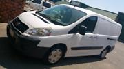 2010 Fiat Scudo Van/Minivan Bundall Gold Coast City Preview