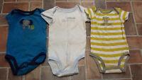 baby boy clothes 6 months & 6-9 months