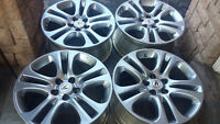 LIKE NEW ACURA MDX FACTORY OEM 19 INCH WHEELS WITH TPMS
