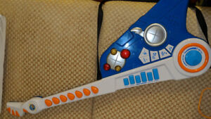 Battery Operated Electric Guitar from Discovery Kids