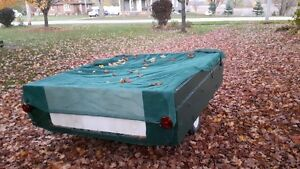 Easy to haul cargo trailer in good condition Kitchener / Waterloo Kitchener Area image 1