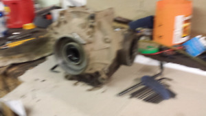 Can-Am rear differential