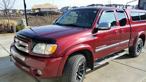 2003 Toyota Tundra TRD Pickup Truck, with canopy