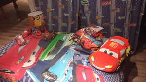 Ensemble de lit flash McQueen