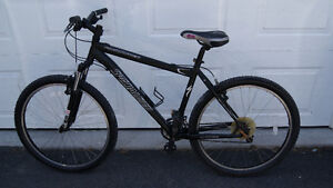 SPECIALIZED ROCKHOPPER BLACK MATE