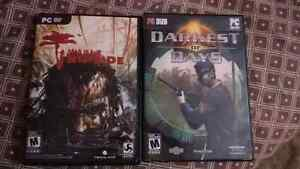 Dead Island Riptide and Darkest Of Days