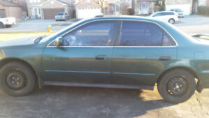 2002 honda accord for sale reduced to $ 1,200