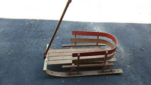 Vintage Baby sleigh