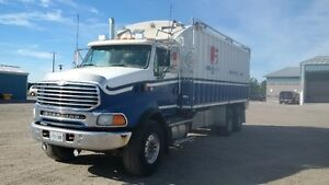 2005 Sterling Feed Truck