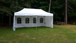 Party rentals (outdoor rentals/chairs/tables)