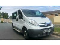 Vauxhall Vivaro 9 SEATER VOYAGER NX8 CONVERSION DISABLED ACCESS