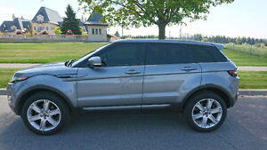 2013 Land Rover Range Rover Evoque Pure Plus SUV, Crossover