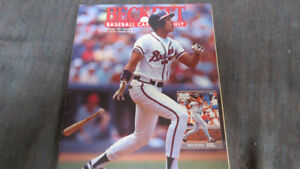 Beckett Baseball Card monthly 1991