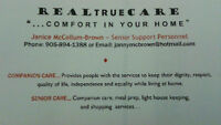 Real True Care - Senior Support